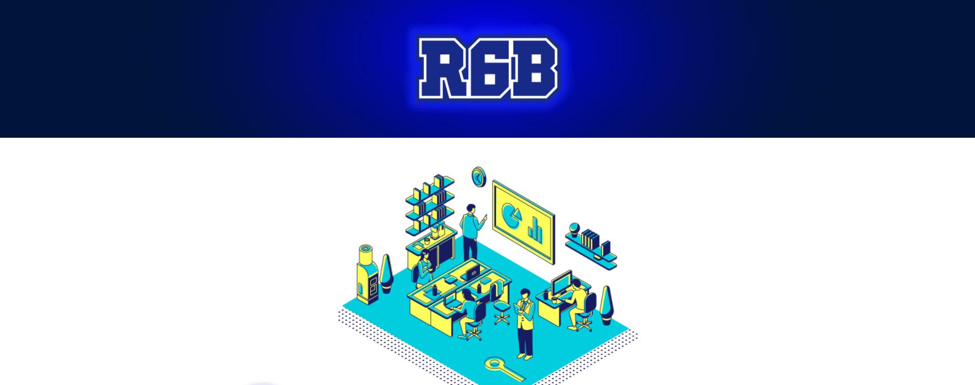 越境(海外)EC制作会社の株式会社R6B